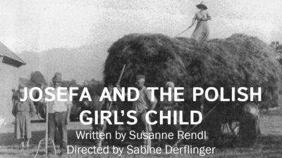 JOSEFA AND THE POLISH GIRL'S CHILD