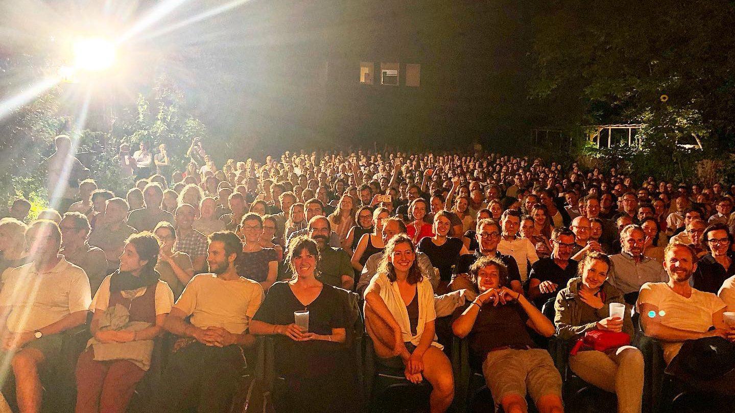 KAVIAR bei Kino Wie Noch Nie am 31. Juli. 2019 © Daria Nosik