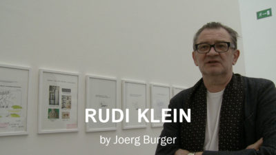 Rudi Klein - Documentary