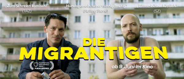 Die Migrantigen- Movie